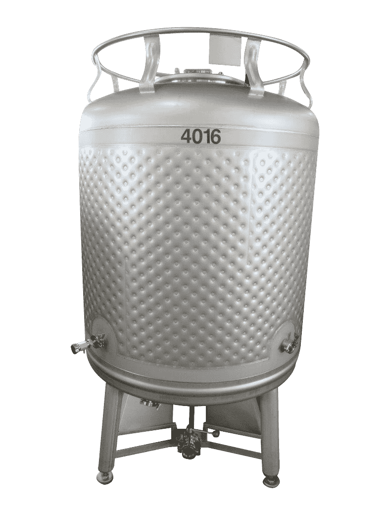 1350 Liter Jacketed
