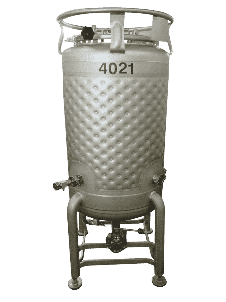 225 Liter Jacketed