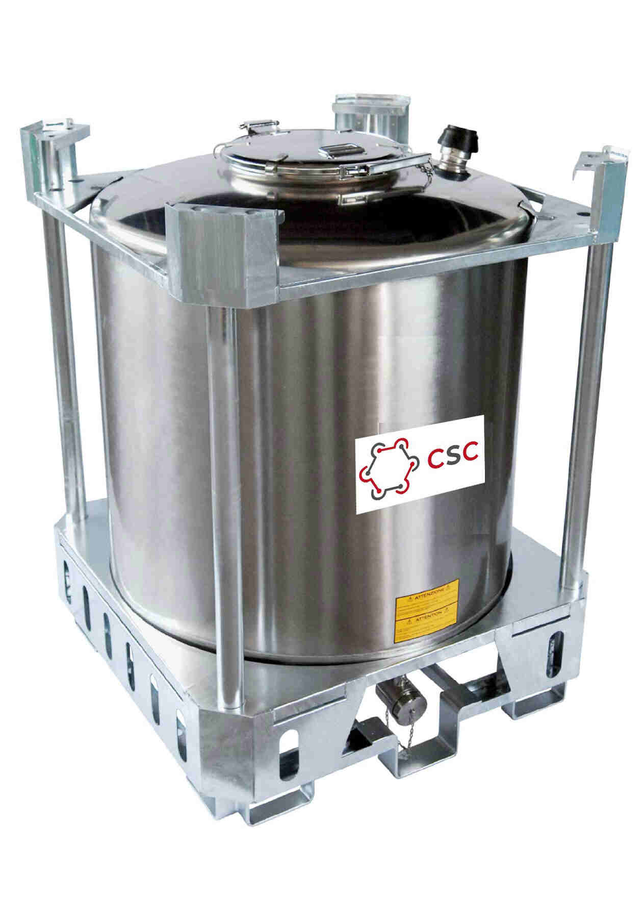 cornerstone stainless containers